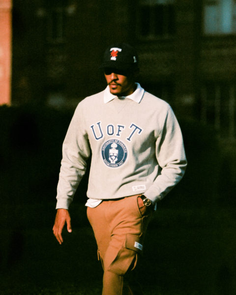 Drake OVO University of Toronto: UofT Crewneck by Drake
