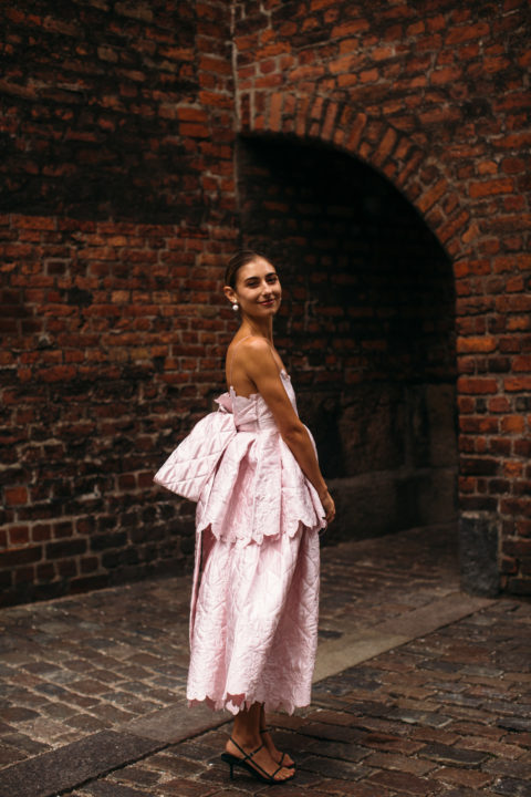 Matching Sets Copenhagen Fashion Week Jenny Walton