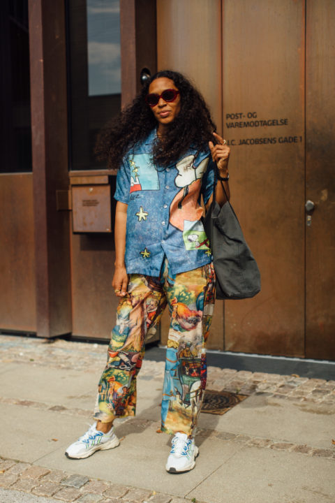 patterned shirts fashion copenhagen