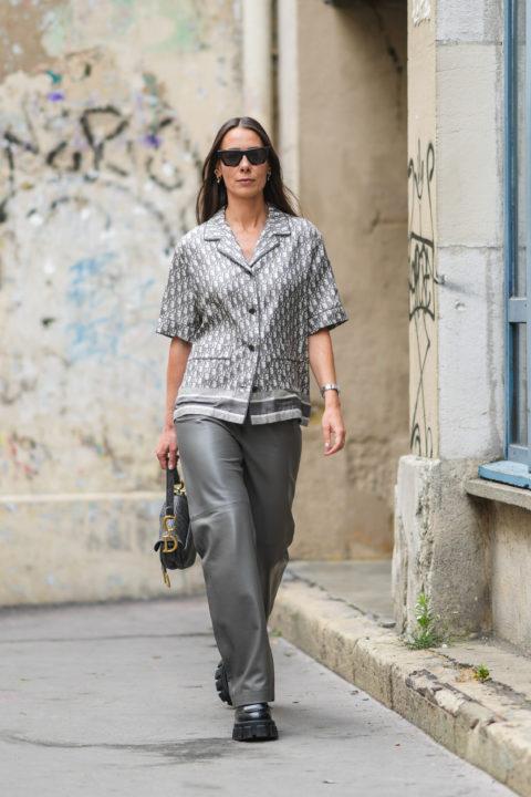 patterned shirts women's fashion