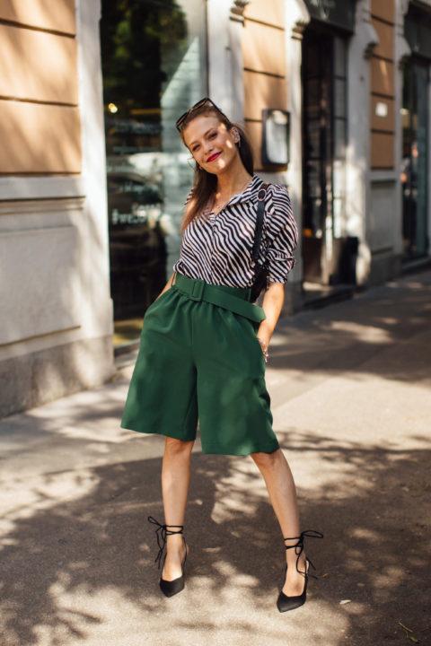 patterned shirts women's fashion milano