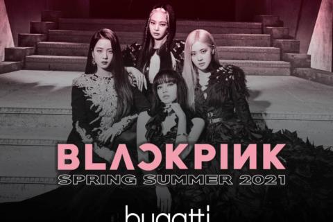 Blackpink x Bugatti accessory collection
