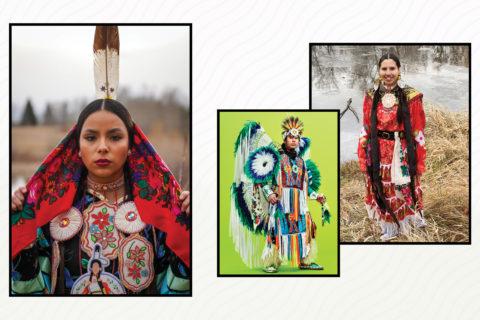 indigenous regalia tiktok