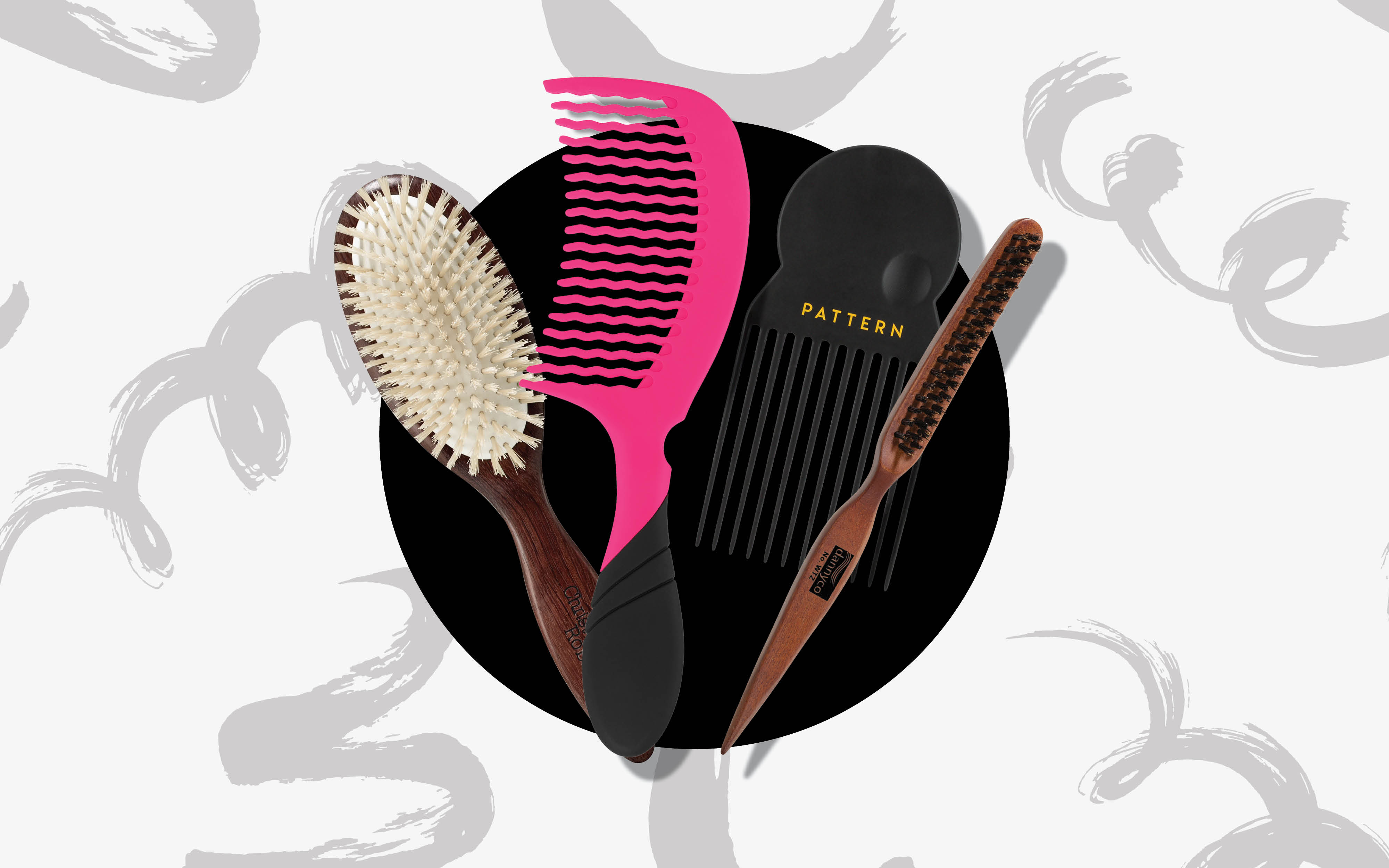 Texture Talk: The Best Combs and Brushes for Curly Hair