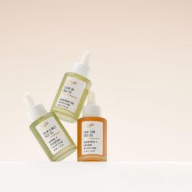 Saje natural skincare oils