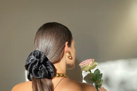 Rice Water Hair Mask: Anisa Sojka