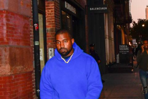 Yeezy Gap hoodie
