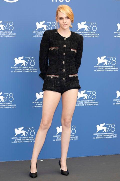 Kristen Stewart 2021 Venice Film Festival