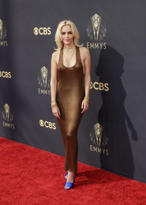 2021 Emmys Red Carpet: Madeline Brewer