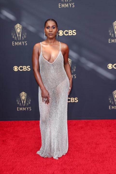 2021 Emmys Red Carpet: Issa Rae