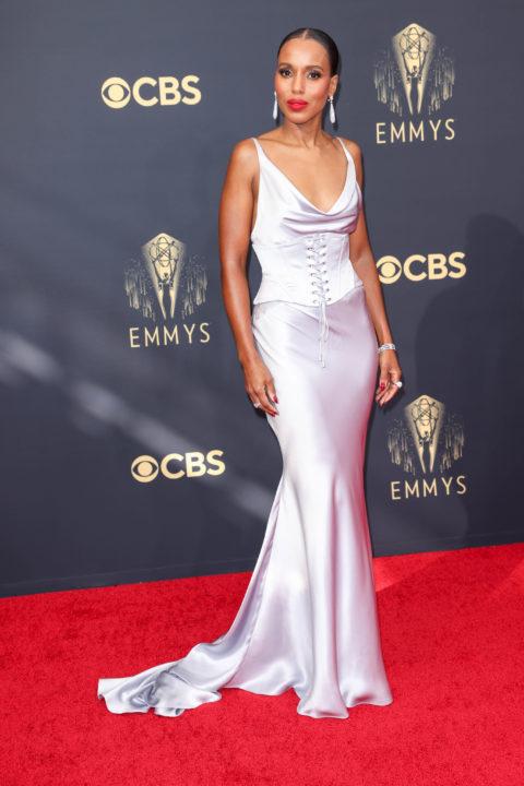 2021 Emmys Red Carpet: Kerry Washington