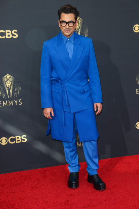 2021 Emmys Red Carpet: Dan Levy