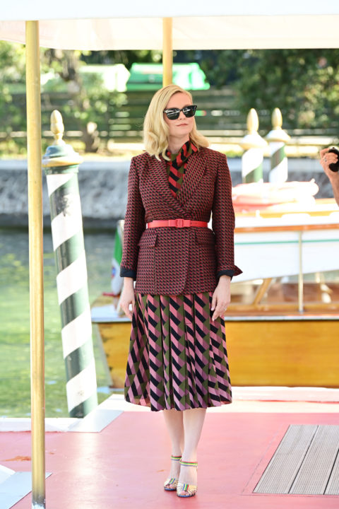 Kirsten Dunst 2021 Venice Film Festival