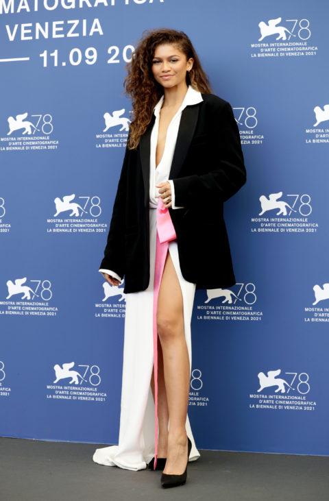 Zendaya 2021 Venice Film Festival