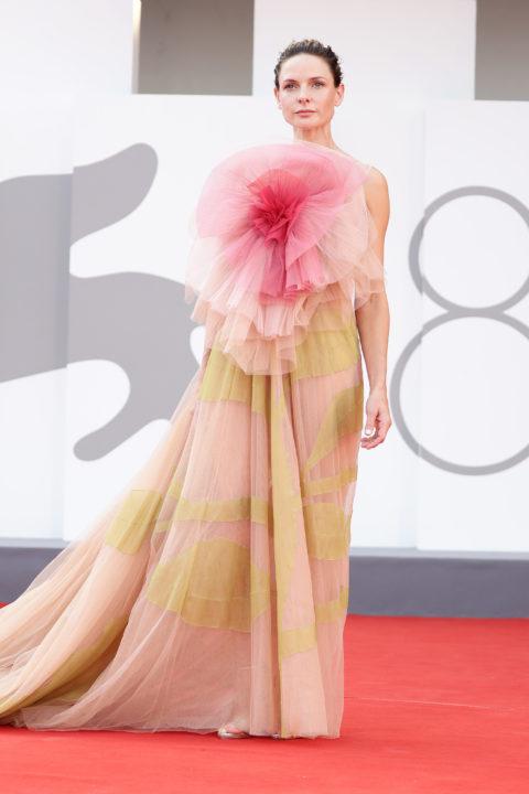 Rebecca Ferguson Venice Red Carpet 2021