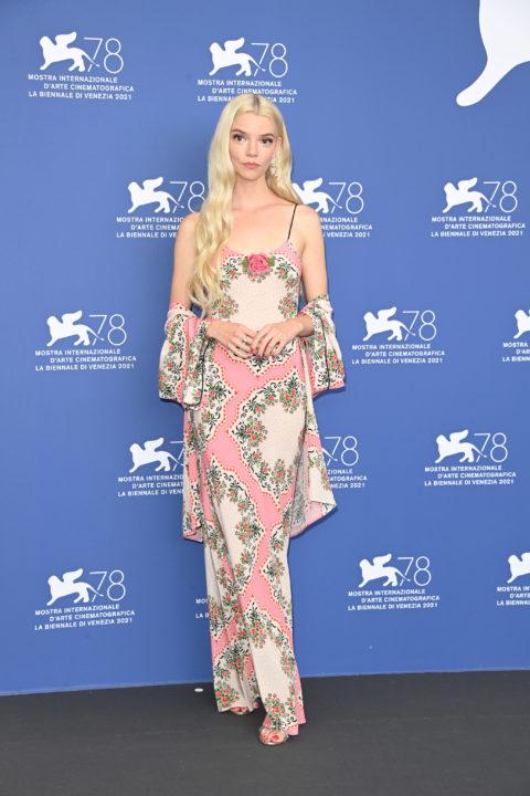 Anya Taylor-Joy Venice Film Festival 2021