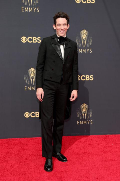 2021 Emmys Red Carpet: Josh O'Connor