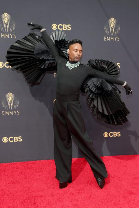 2021 Emmys Red Carpet: Billy Porter