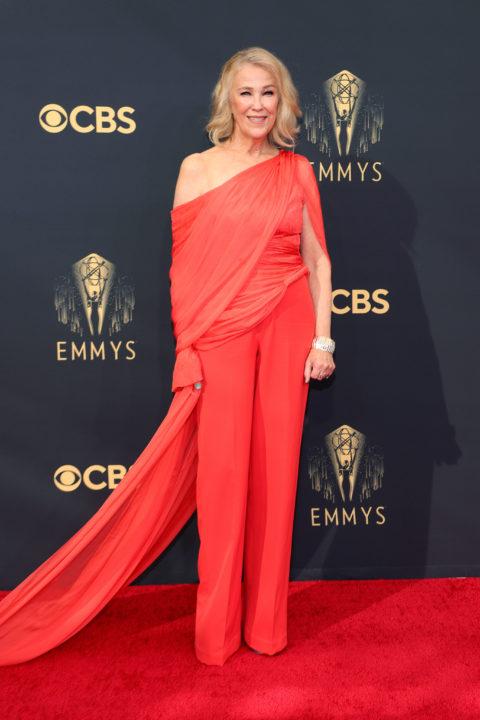 2021 Emmys Red Carpet: Catherine O'Hara