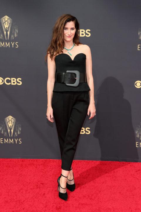2021 Emmys Red Carpet: Kathryn Hahn