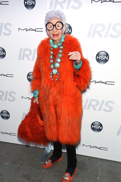 H&M Iris Apfel