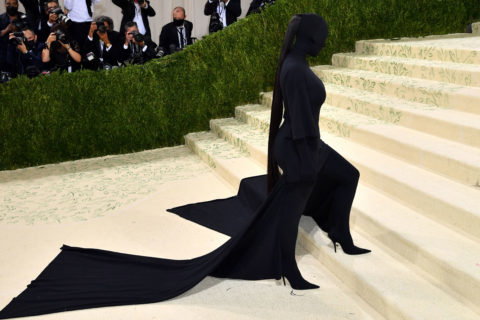 Kim Kardashian and Rihanna