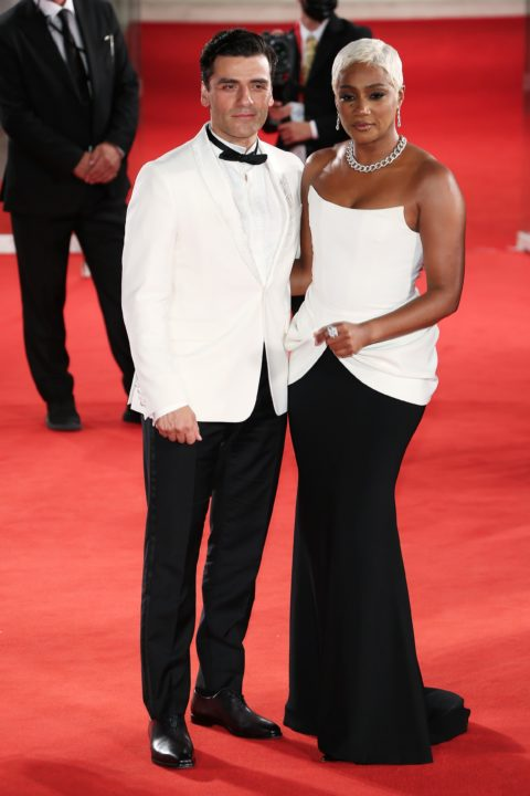 Oscar Isaac Tiffany Haddish 2021 Venice Film Festival