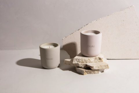 September 2021 beauty launches: Ouai Candle