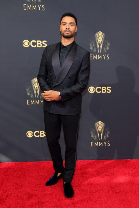 2021 Emmys Red Carpet: Regé-Jean Page
