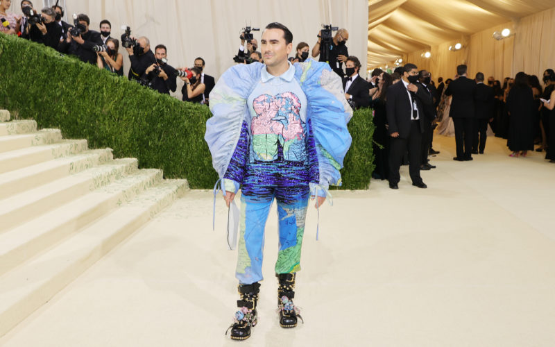 The Met Gala Was Full of Powerful Queer Meaning