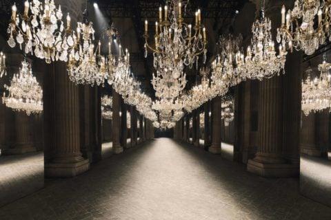 Louis Vuitton Paris Fashion Week 2022 Venue