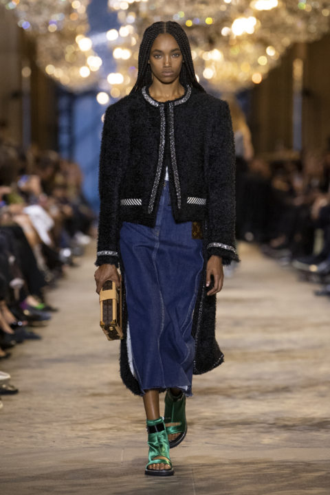 Louis Vuitton Spring/Summer 22 Runway