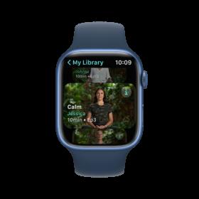 Apple Watch Fitness+
