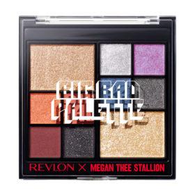 October 2021 beauty launches Revlon Big Bad Palette