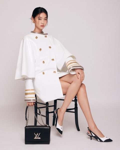 HoYeon Jung for Louis Vuitton