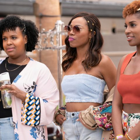 HBO Insecure hairstyles Kelli Molly Issa