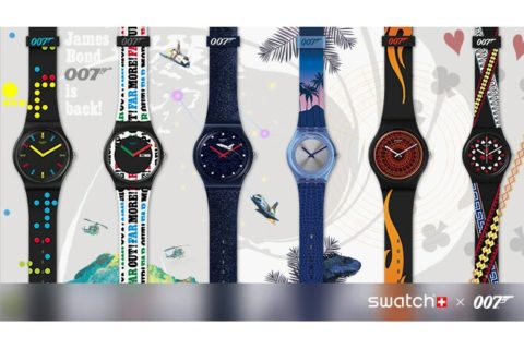 Swatch James Bond Collection